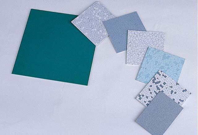 几种常用的防静电PVC地板